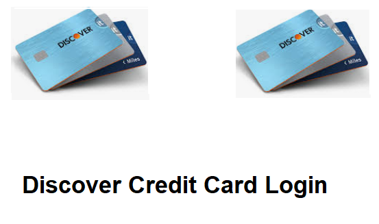 Discover Credit Card Login