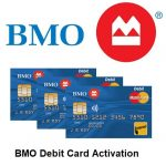 BMO Activation, Activate BMO Debit Card, MasterCard, Credit Card
