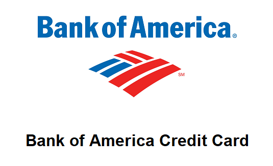 Bank of America Credit Card