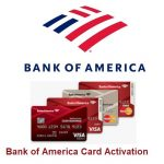 Bank of America Debit Card Activation, Bank of America Card Activation