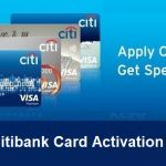 Citibank Card Activation, Activate Citibank Debit Card
