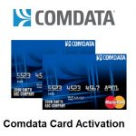 Comdata Card Activation, www.comdata.com