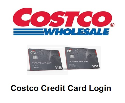Costco Credit Card Login