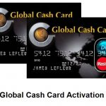 Global Cash Card Activation, www.globalcashcard.com