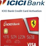 ICICI Bank Credit Card Activation @www.icicibank.com