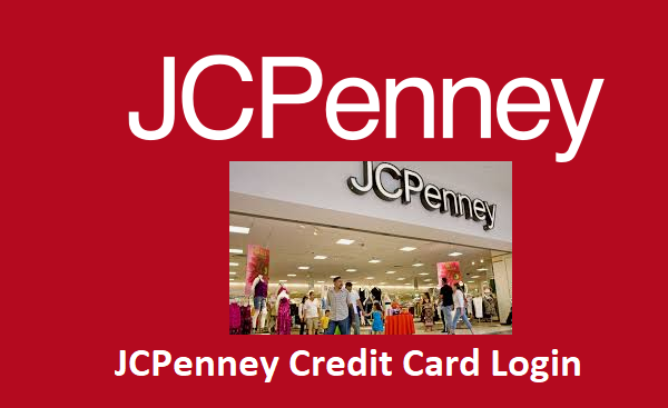 JCPenney Card Login