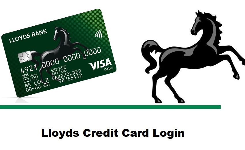Lloyds Credit Card Login
