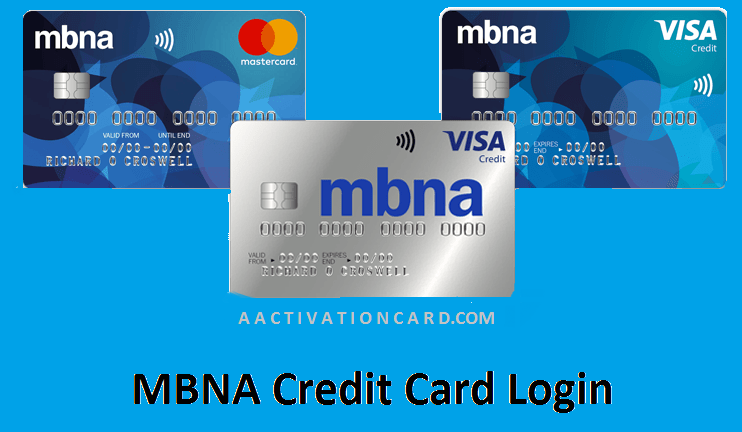 MBNA Credit Card Login