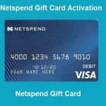 Netspend Gift Card Activation, Activate Netspend Card @www.netspend.com