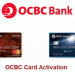 OCBC Card Activation | OCBC Credit/Debit Card Activation
