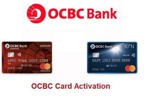 OCBC Card Activation
