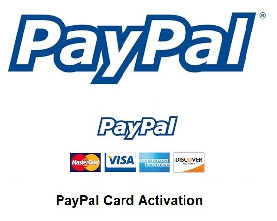 PayPal Card Activation