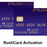 How to Activate RushCard, Rush Card login @www.rushcard.com