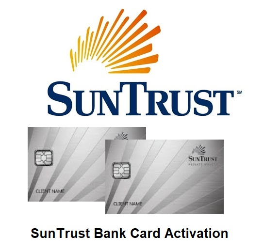 SunTrust Bank Card Activation