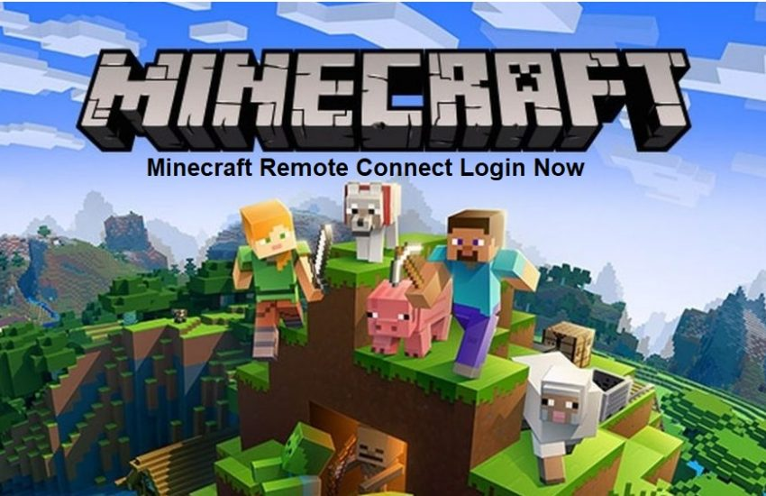 Minecraft game Easy Process Login